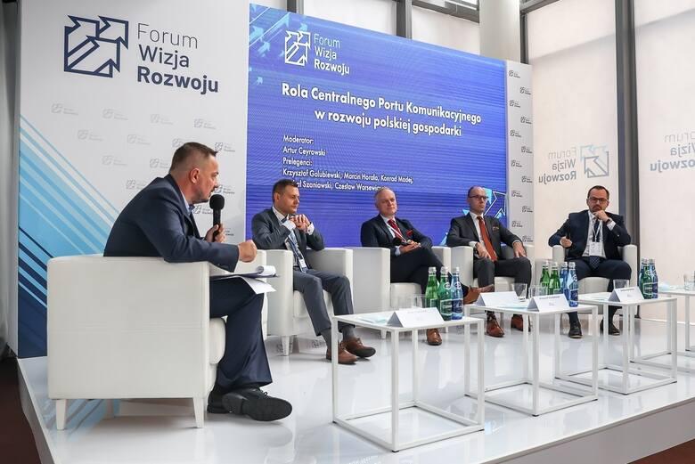 Forum Wizja Rozwoju w Gdyni. Eksperci rozmawiają o najważniejszych zagadnieniach ekonomicznych