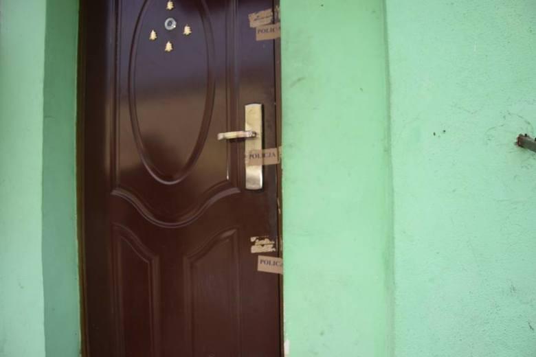 14-latka wraz z babcią mieszkała w oficynie, w centrum miasta
