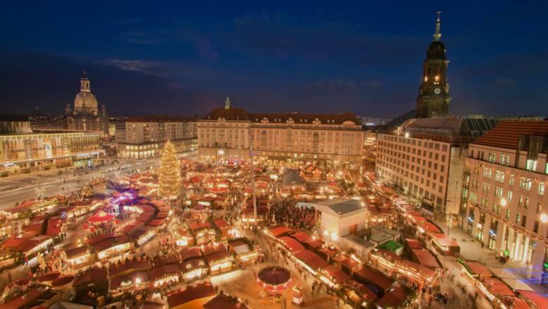 Co ma Drezno, czego nie mają inne niemieckie jarmarki świąteczne? Jest to największy jarmark bożonarodzeniowy i zdecydowanie najstarszy – pierwszy odbył