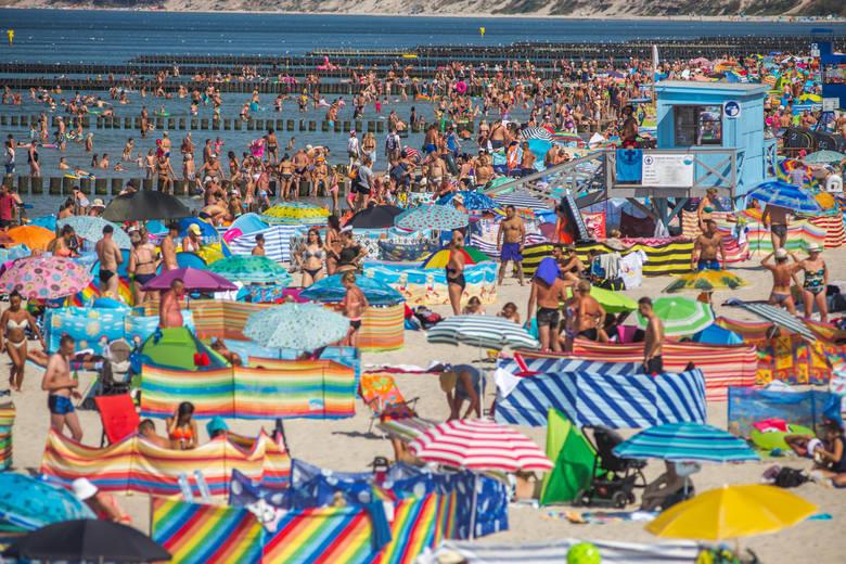 Pogoda na weekend. W niedzielę zaplanuj plażowanie, będzie upalnie!