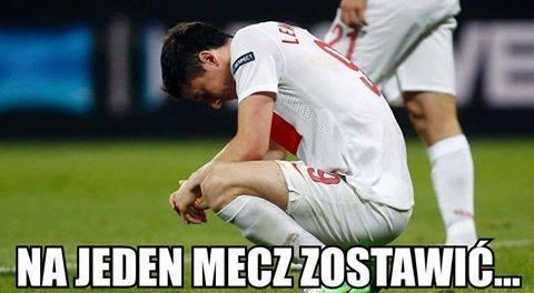 Memy po meczu Polska - Słowenia: Tęsknota za Lewym, Borkiem i Hajto