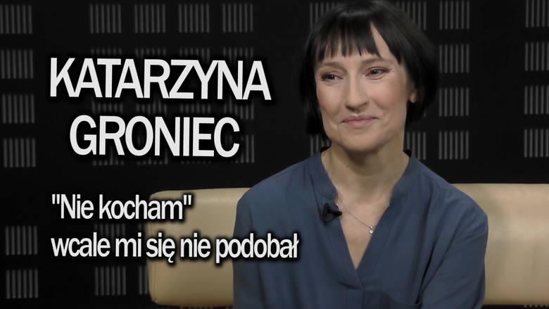 """Katarzyna Groniec niespodziewanie ogłasza długą przerwę w karierze. Czas na ostatnią część koncertów [TRASA KONCERTOWA] z płyty """"Ach!""""."""
