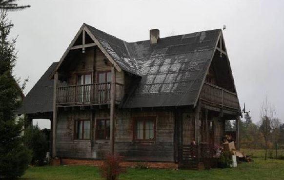 Dom w miejscowości Brejdyny 58A, gm. PieckiLicytant przystępujący do przetargu powinien złożyć rękojmię w wysokości 1/10 sumy oszacowania, to jest 30