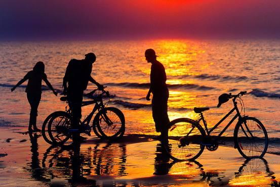 Przewodnik rowerowy: Park Zdrojowy w Kołobrzegu [WIDEO]