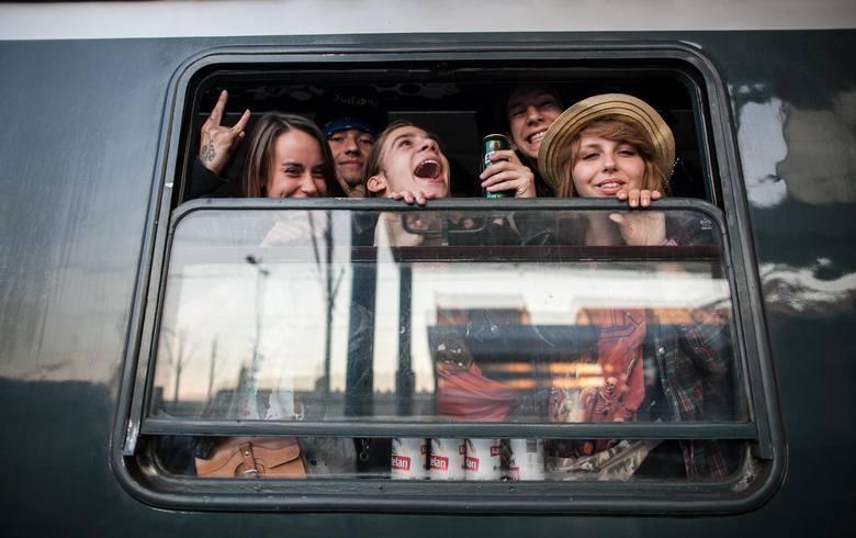 Wyjazd z Łodzi na Przystanek Woodstock 2013Przystanek Woodstock (obecny Pol'and'Rock Festival) oznacza co roku dla tysięcy łodzian najlepszą część wakacji.