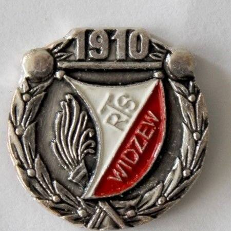 110-lecie Widzewa. Kolekcja odznak Widzewa [GALERIA ZDJĘĆ]