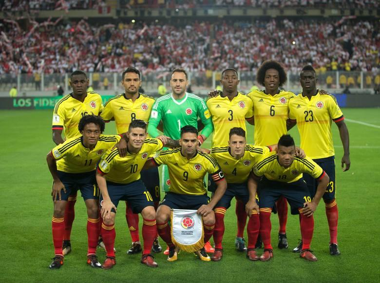 Kolumbijczycy to niewątpliwie najtrudniejsi rywale, z którymi Polacy zmierzą się w fazie grupowej MŚ 2018. Posiadająca liczne gwiazdy kadra z Ameryki