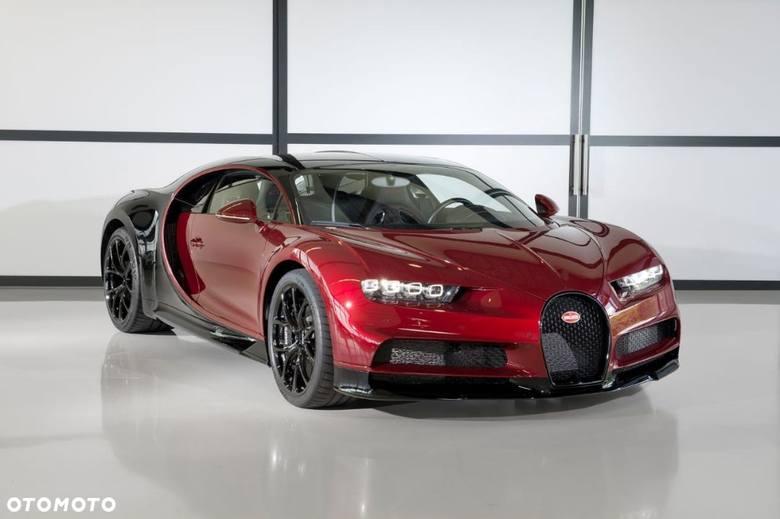W jednym z serwisów ogłoszeniowych w internetowych pojawiło się ogłoszenie o sprzedaży luksusowego samochodu. Oferta skierowana jest do osób z grubymi