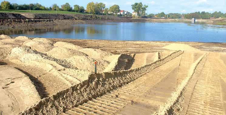 Końcówka inwestycji wodnych w Koszalinie i na Kanale JamneńskimWrota sztormowe na kanale, pierwsza taka budowla na wybrzeżu, już właściwie działają.