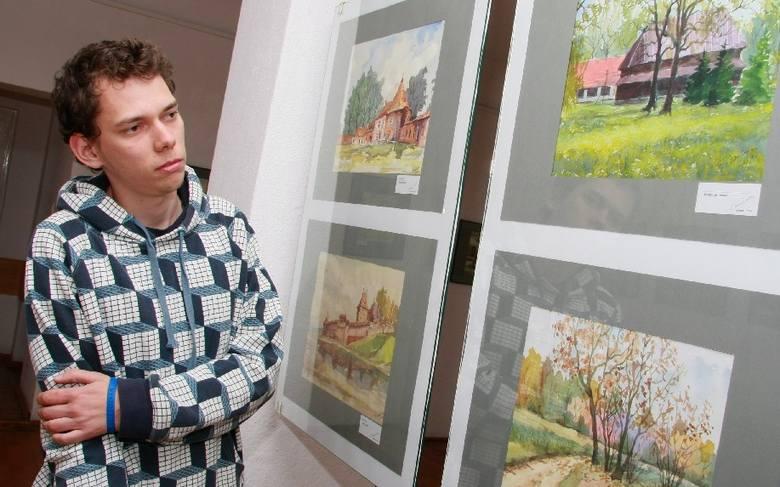 - Obrazy są bardzo ładne - zapewnia Wojciech Judek z Międzychodu.