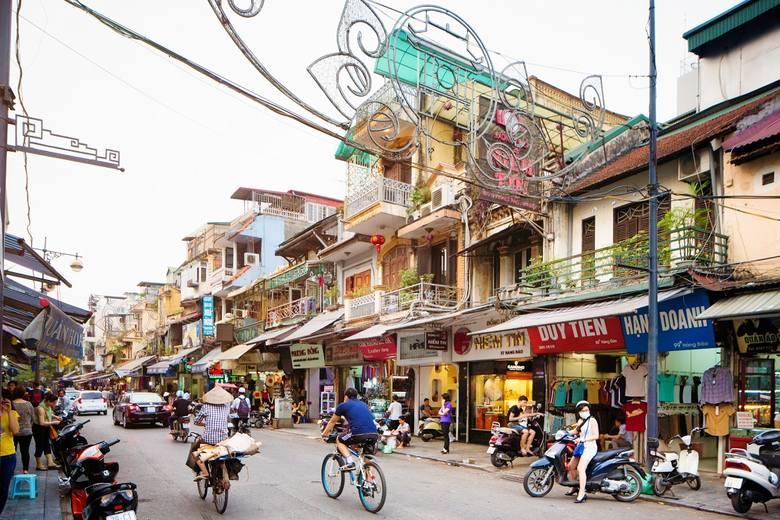 Drugie co do liczby mieszkańców wietnamskie miasto, w którym chaos to norma, a ulice wypełnione są ludźmi niemal na okrągło. Pierwsze wrażenia, jakie