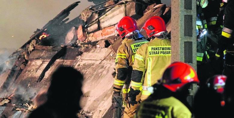 Do wybuchu gazu doszło 4 grudnia 2019 roku. Zginęła 8-osobowa rodzina.