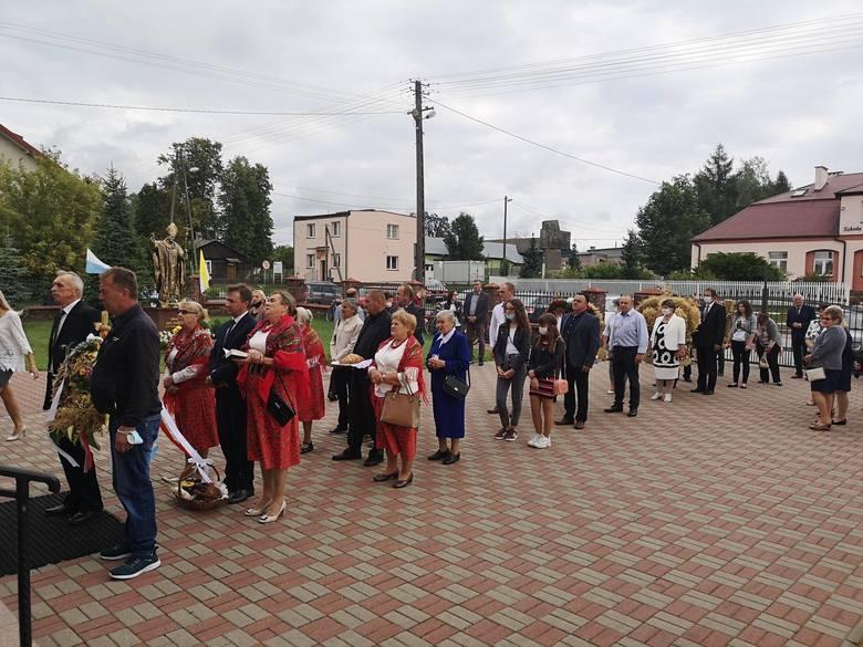 Dożynki parafialne w Wilczkowicach. Zobacz zdjęcia