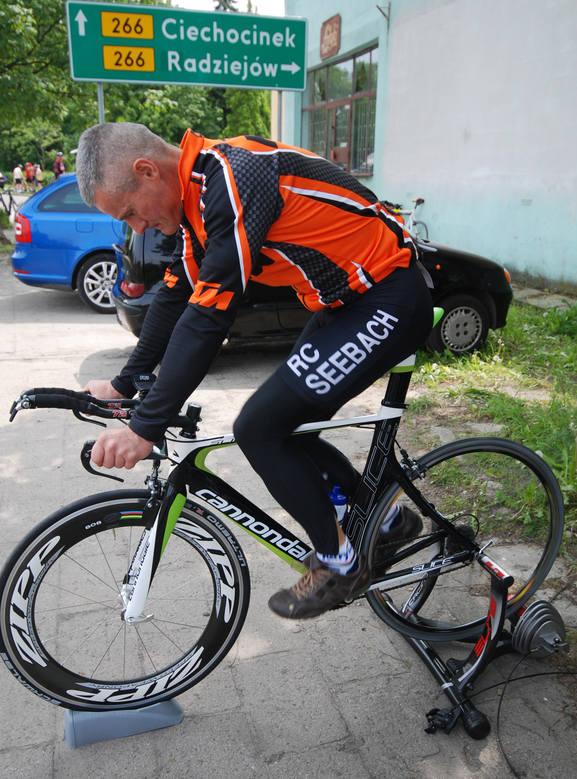 Cykliści trzeciego wieku