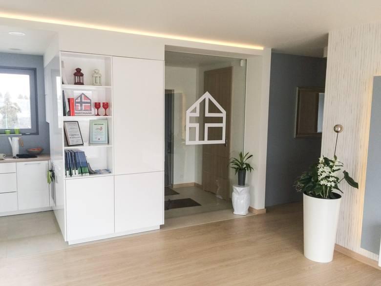 Pierwszy w woj. dom pasywny stanął w Bielsku-Białej. Odznacza się minimalnym zużyciem energii i na tym polega jego atrakcyjność.