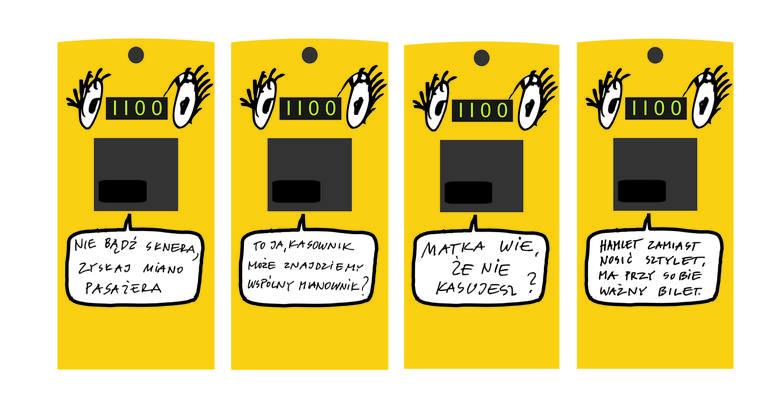 MPK zachęca do kasowania biletów. Jak? [OBRAZKI]
