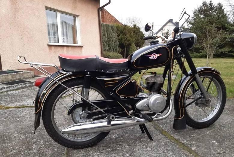 Junak, WSK, SHL, osa. Sprawdzamy, ile kosztują polskie motocykle z lat 50. i 60.