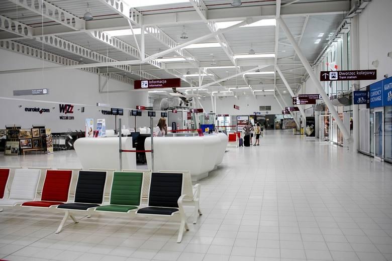 Lubelskie lotnisko planuje rozbudowę. Większy terminal w 2018 r.