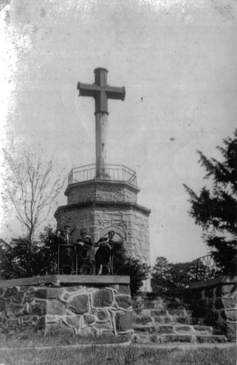 Krzyż, lata 50.