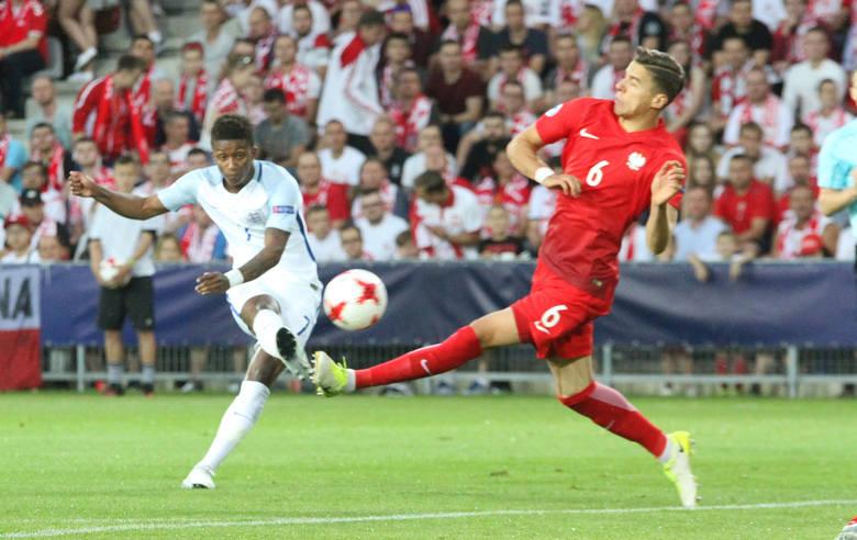 Polacy przegrali z Anglikami 0:3