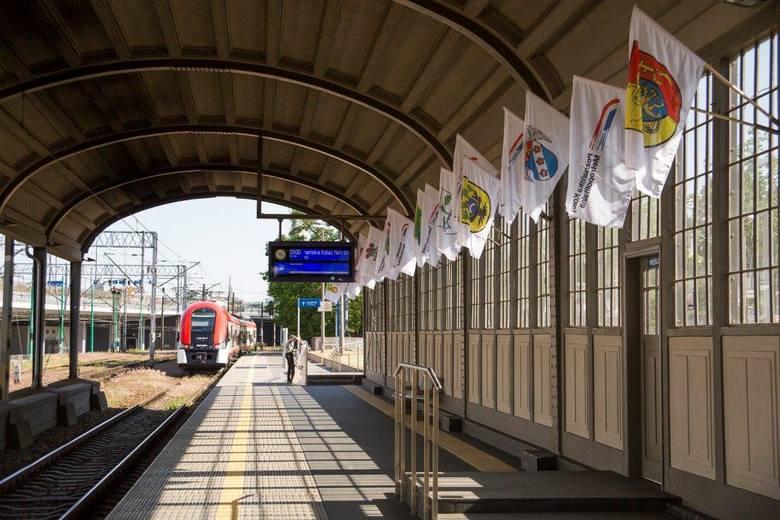 Kolej Metropolitalna rusza 10 czerwca. Na jej trasie będą jeździły pociągi Kolei Wielkopolskich.
