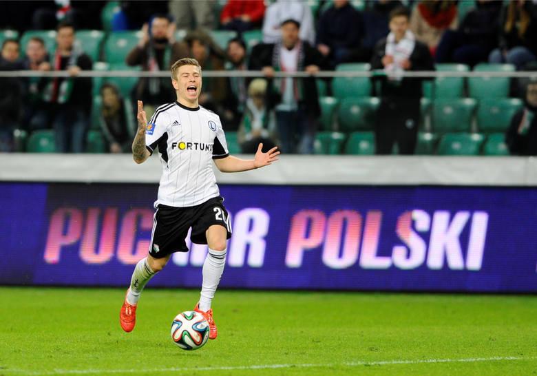 Obecnie gra w Adanie Demirspor (druga liga turecka), wcześniej m.in. w Legii Warszawa, Lechii Gdańsk i Śląsku Wrocław. Jego ojciec Roman wystąpił w reprezentacji