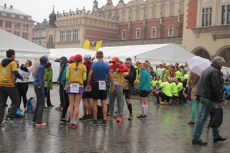 Cracovia Maraton 2017 [ZDJĘCIA ZE STARTU]