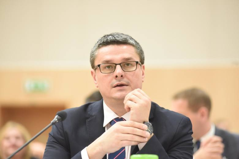 Radny Sebastian Ciemnoczołowski