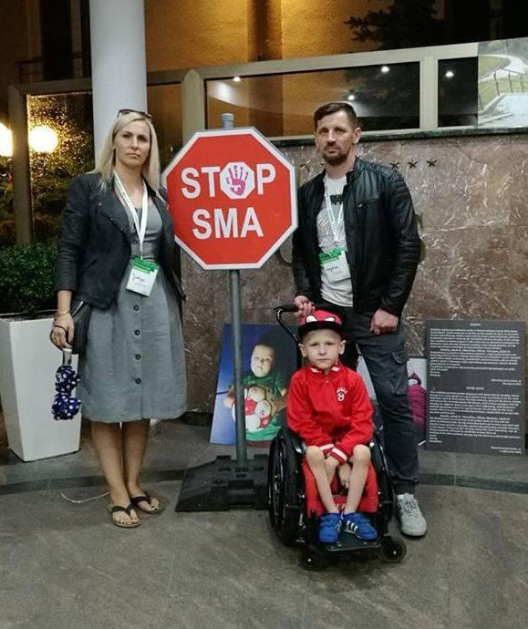 Dzieci z SMA umierają, bo lek zatrzymujący rozwój choroby ciągle nie jest refundowany