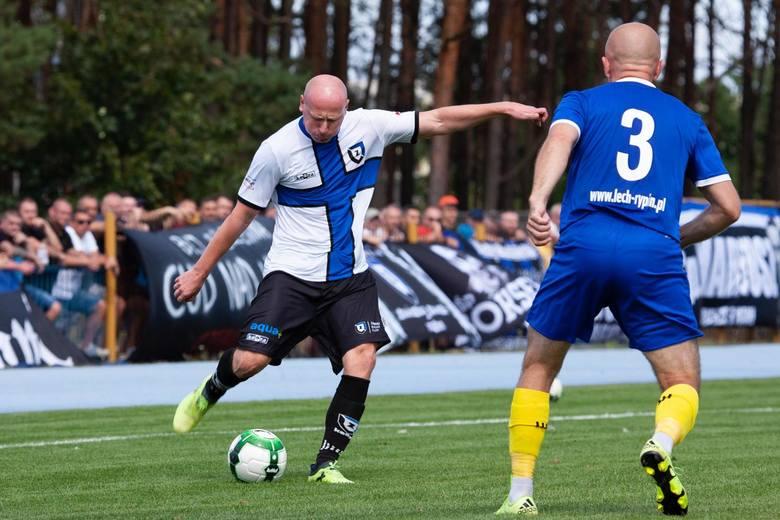 W meczu 2. kolejki IV ligi Zawisza Bydgoszcz przegrał z Lechem Rypin 0:1. Jedynego gola strzelił Maciej Rożnowski. Spotkanie na stadionie przy ul. Sielskiej
