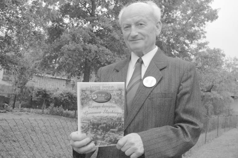 Nie ma żadnej przesady w nazywaniu Lucjana Jurczyka chodzącą encyklopedią Gorzowa Śląskiego. Był rodowitym gorzowianinem, urodził się w 1931 roku w przedwojennym