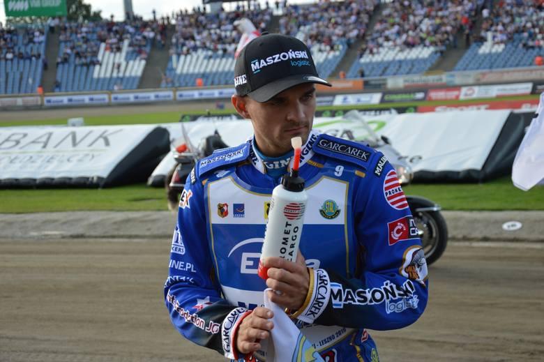 Bartosz Zmarzlik, żużlowiec Truly.work Stali Gorzów, zdobył srebrny medal indywidualnych mistrzostw Polski.