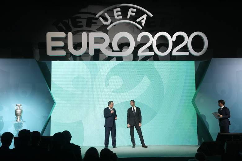 Losowanie Euro 2020. Polacy poznali rywali. Łatwe losowanie piłkarzy Jerzego Brzęczka