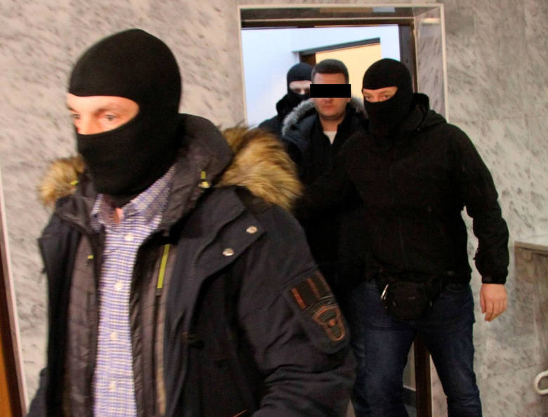 Bartłomiej M. obecnie przebywa w Areszcie Śledczym w Tarnowie.
