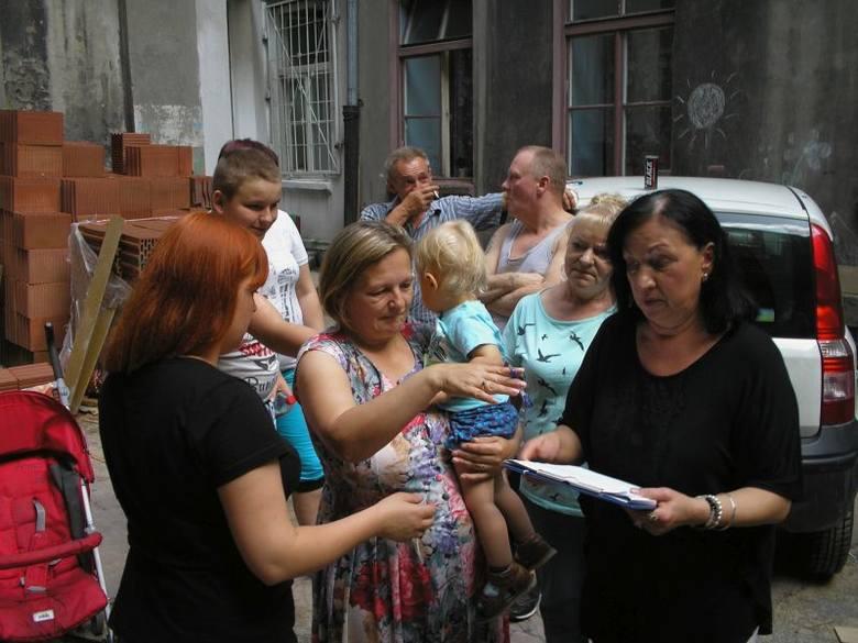 Mieszkańcy kamienicy przy Wschodniej piszą do prokuratury