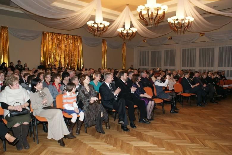 Publiczność w sali TOK.