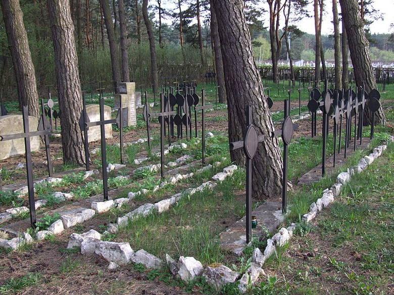 Cmentarz z I wojny światowej w Kotowicach