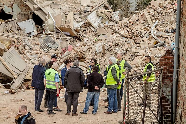 Świebodzice: Zawaliła się kamienica. Nie żyje sześć osób (ZDJĘCIA, RELACJA)