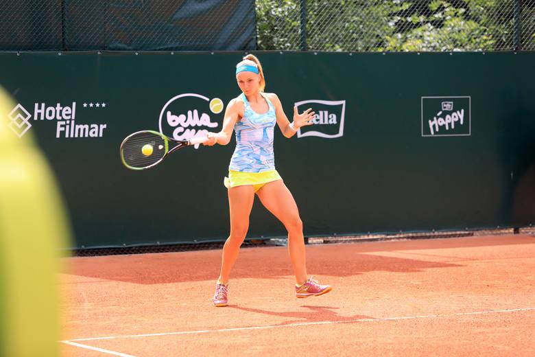 Barbora Krejcikova pierwszą tenisistką, która dwa razy wygrała turniej tenisowy Bella Cup w Toruniu. Polki też nieźle: po pięciu latach mieliśmy półfinał,