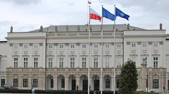 Pałac Prezydencki czeka na remont