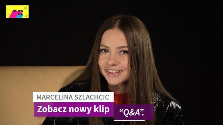 """Marcelina Szlachcic: W najnowszym klipie do singla """"Q&A"""" wystąpili też m.in.: Roksana Węgiel, Stachursky, Deemz i Triku [WYWIAD"""