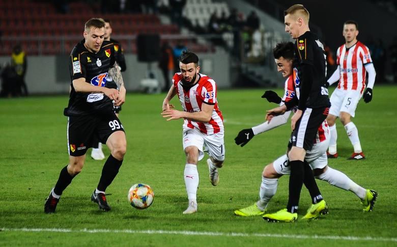 W sobotę Cracovia zagra na swoim stadionie