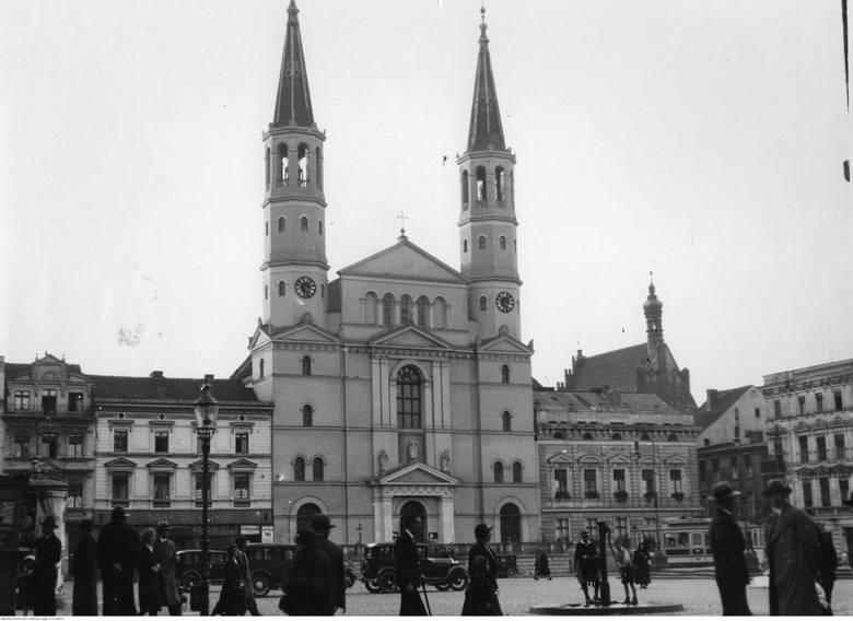 Bydgoszcz przed II wojną światową. Tak wyglądało kiedyś miasto [archiwalne zdjęcia]