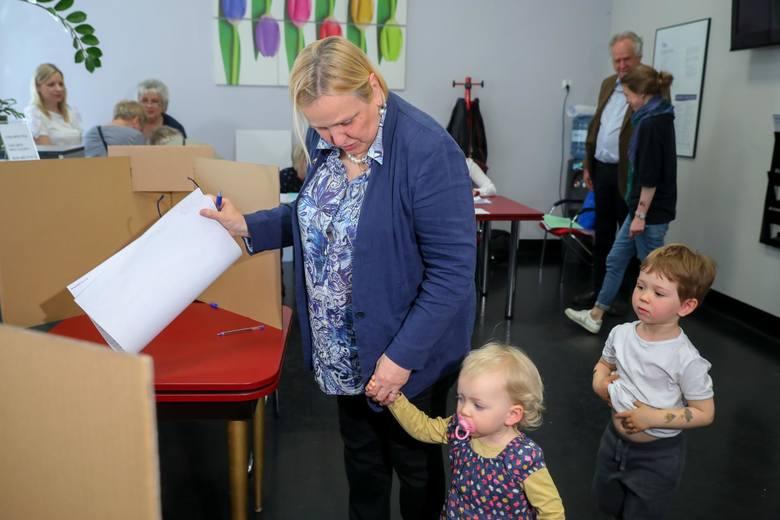 """Miejsce 9. Róża ThunNa wieloletnią europosłankę i """"jedynkę"""" Koalicji Europejskiej w okręgu małoposko-świętokrzyskim zagłosowało 220"""