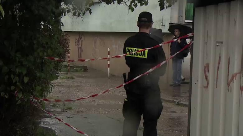 Wrocław: Strzelanina na Oporowie. Policjant postrzelił mężczyznę (wideo)