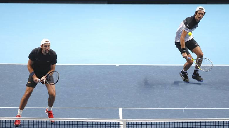ATP Masters 2020. Duet Łukasz Kubot/Marcelo Melo zwycięstwem kończy współpracę
