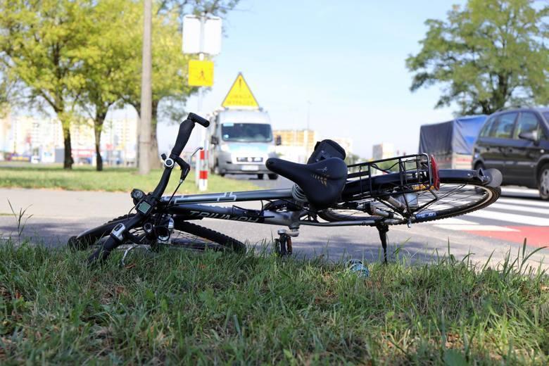 20-latek śmiertelnie potrącił rowerzystkę pod Brodnicą. Miał 1,7 promila i uciekł z miejsca wypadku!
