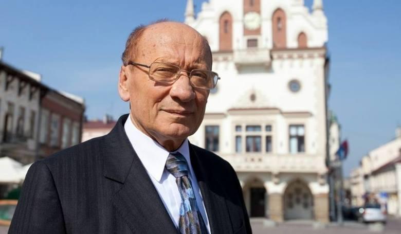 Tadeusz Ferenc prezydentem Rzeszowa po raz piąty? Wszystko wskazuje na to, że wygrał z Wojciechem Buczakiem