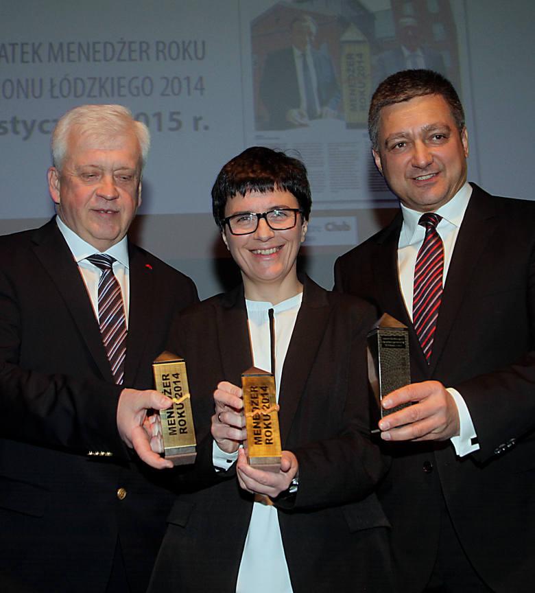 Menedżer Roku 2014 - Gala finałowa