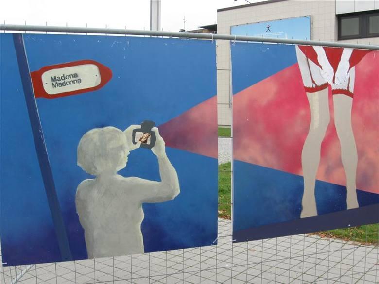 Studenci Uniwersytetu Opolskiego pokazali swoje prace.